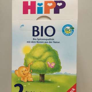 HiPP stage 2 Organic Follow-On Milk eco comfort pack 800g