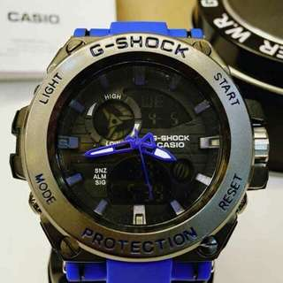 G Shock Waterproof