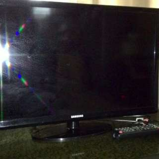 Samsung HD Flat TV