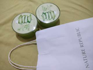 NATURE REPUBLIK ALOE VERA