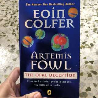 [Artemis Fowl Series] The Opal Deception by Eoin Colfer