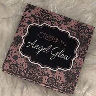 highlighter beauty creation angels glow