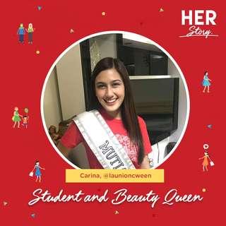 #HerStory: Meet Carina