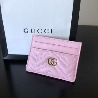 Authentic Gucci Card Holder Marmont