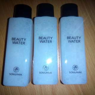 ON-HAND Son & Park Beauty Water