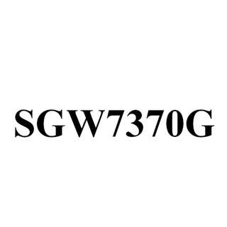 Car number plate SGW7370G for sale