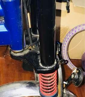 🔥Ebike SUV 8 Front Suspension Fork