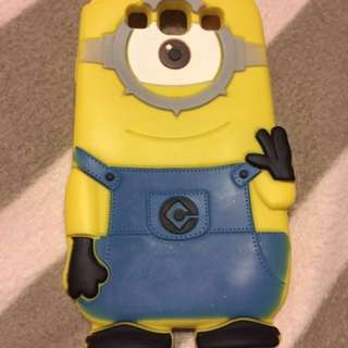 Minion case for Samsung S3