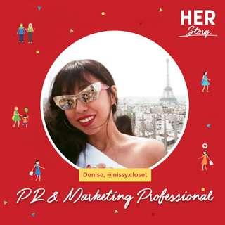 #HerStory: Meet Denise