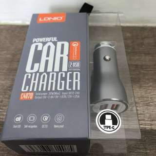 Quick charge carcharger
