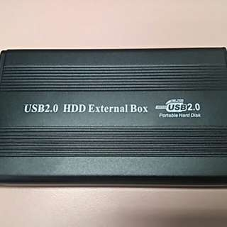 "USB 2.0 2.5"" IDE CASE"