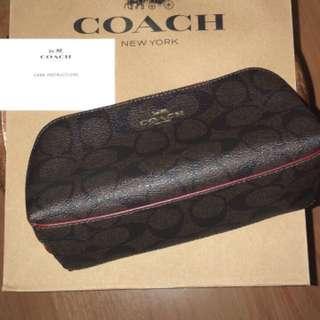 Authentic Coach Pouch