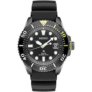 精工 SEIKO PROSPEX SOLAR 光動能 Divers 潛水 SNE441P1 200M 防水 SNE441-P1