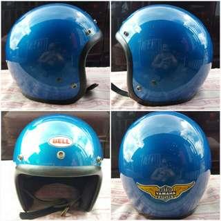 Bell helmet