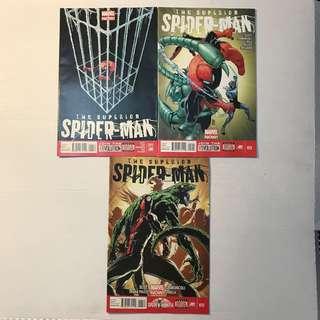 Superior Spider-Man # 11-13