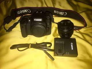 Camera canon D760 mint condition body only