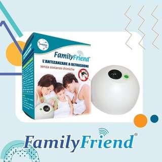 Technimed - Familyfriend penangkal nyamuk ultrasound