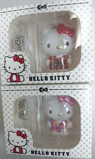 Hello kitty limited ez link charms