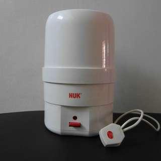 NUK Electric Steam Steriliser
