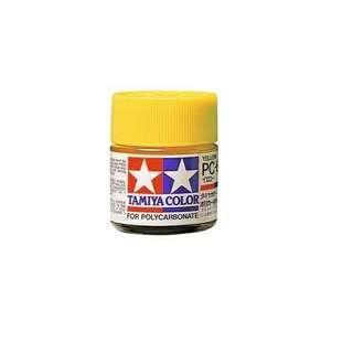 Tamiya PC6 Yellow paint