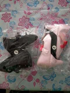 BN Baby girl shoe with heels 0-12 months