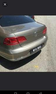 Volkswagen passat 1.8tsi 2013