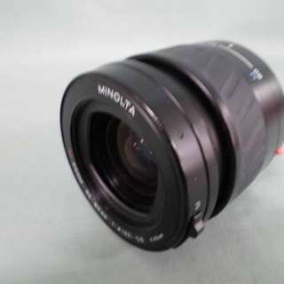Minolta 35 80mm af for Sony a 鏡頭