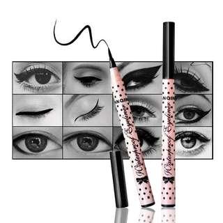 Barbie doll Natural Beauty Black Waterproof Eyeliner