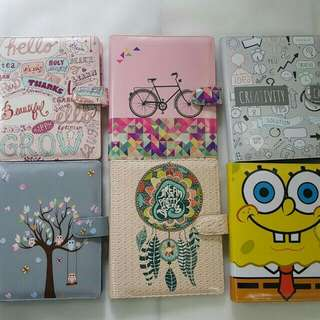 Binder ready Stock