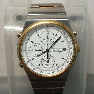Seiko Quartz Chronograph 7T32-7A2A