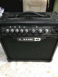 Line 6 Spider IV Electric Guitar Amplifier