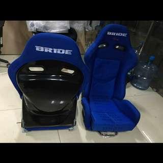 Bride GIAS  lowmax semi bucket seat