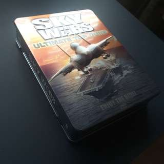 Sky Wars Ultimate Top Guns 5 Disc DVD Tin Can Collection