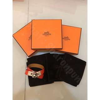 Hermes Box + Dust Bag