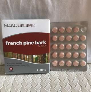 GNC French pine bark extract