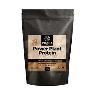Prana On: Power Plant Protein (1kg) Mass-Gain - Chocolate