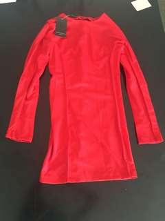 New Red JQWM dress