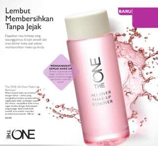 The One All Over Make Up Remover