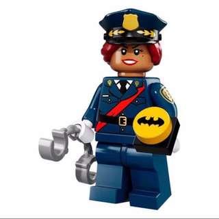 LEGO The Batman Movie (71017) Collectible Minifigures - Barbara Gordon, Toys