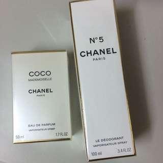 Chanel 香水 new