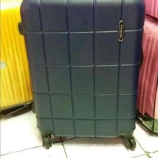 Jual koper bahan fiber size 22 inc roda 4 putar...kualitas import