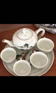 Teaset chinese