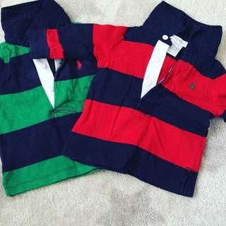 2 pieces Polo Ralph Lauren