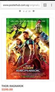 Thor,black panther n antman/wasp
