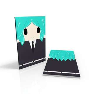 Phosphophyllite - Land of the Lustrous notebook
