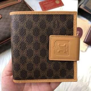 CELINE Vintage Wallet