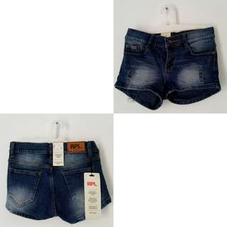 Hot Pants Jeans by RPL