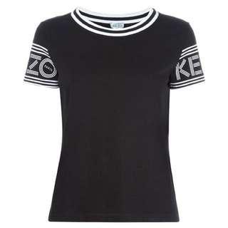 Kenzo 短袖T恤 S碼 偏大 鬆身款 購自意大利
