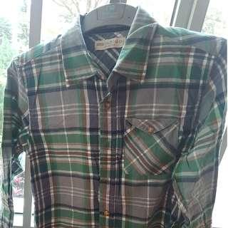 Marks and Spencer long sleeved shirt
