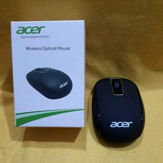 Wireless Mouse Acer